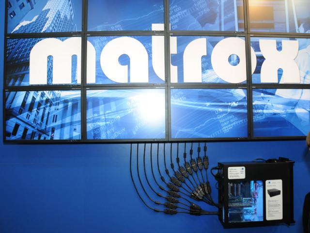 Matrox Display Array