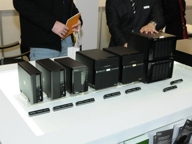 Synology NAS Lineup