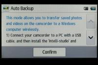 WiFi Auto Backup