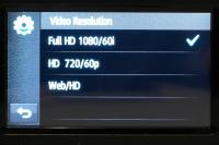 Video Resolution