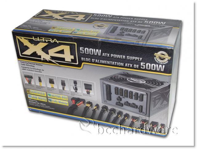 X4 Box