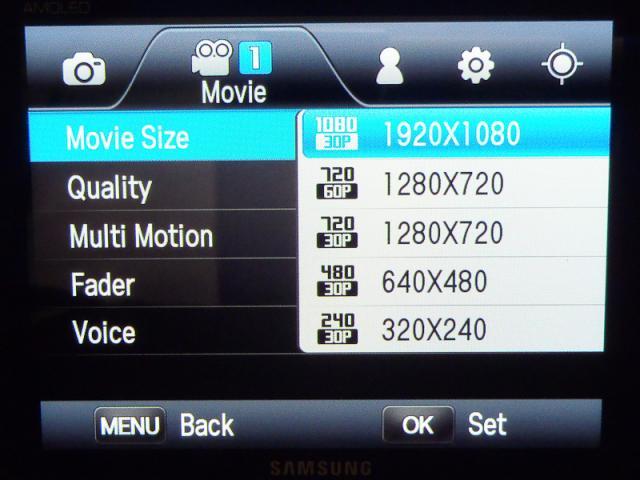 Movie Resolution