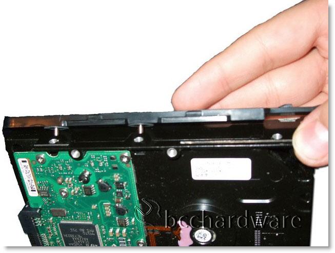 HDD Rails