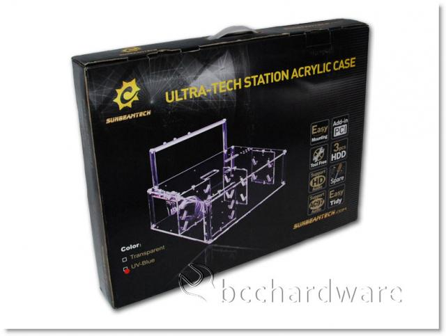 Tech-Station Box
