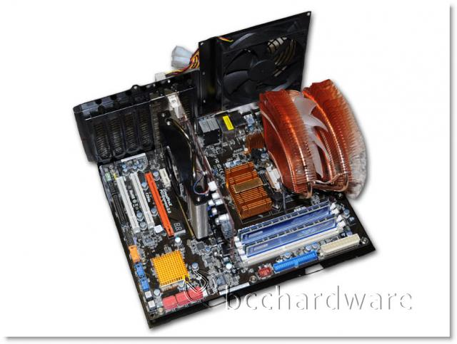 Mobo Tray System