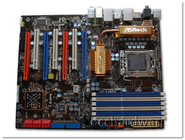 Mainboard Overview