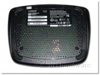 Bottom of Router
