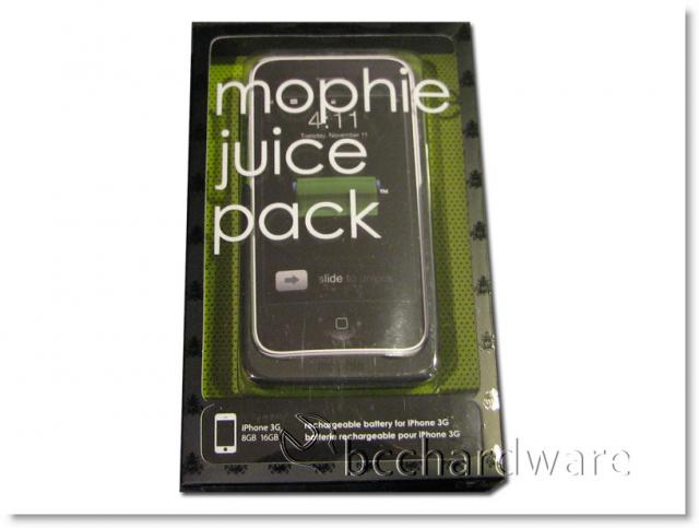 Juice Pack Box