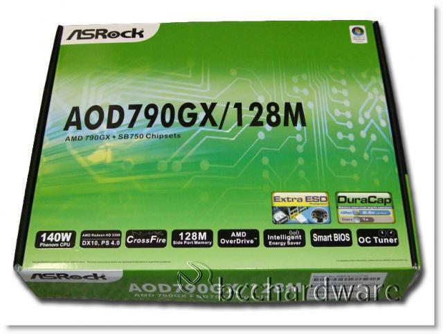 AOD790GX - Box