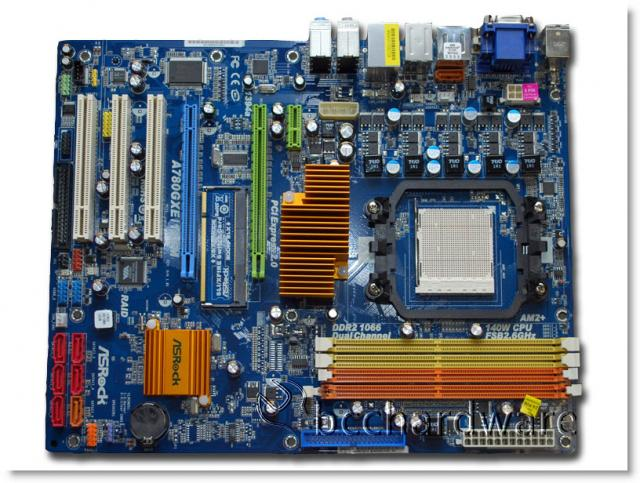 A780GXE - Profile