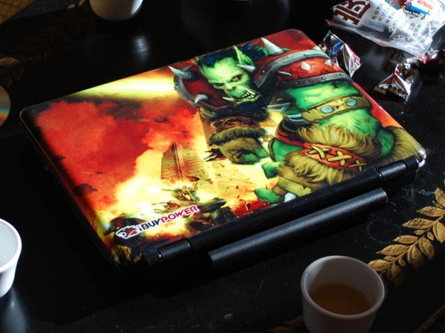 WarCraft Laptop
