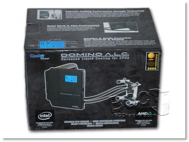 Domino Box Front