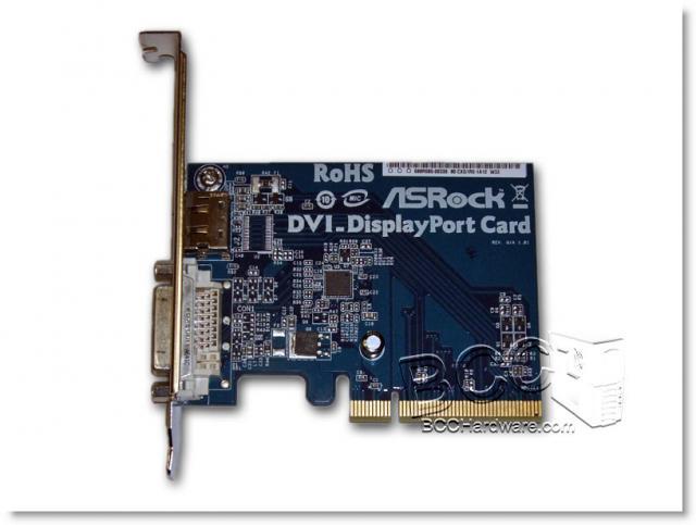 Display Port Card