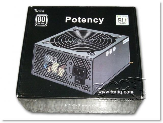 Tuniq PSU Box
