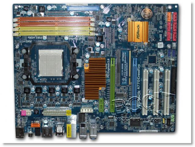 A770 - Mobo