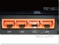GB LAN Ports