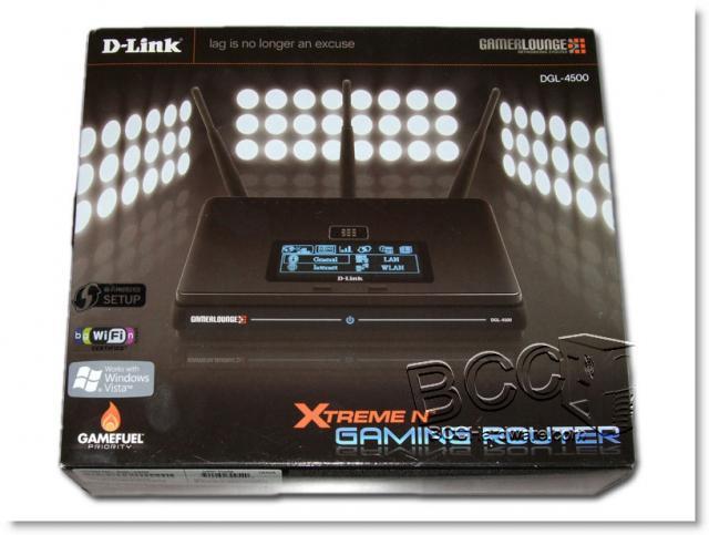 DGL-4500 Box Front