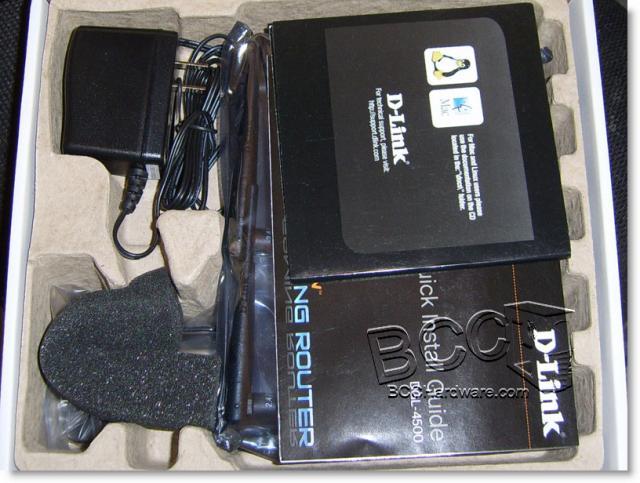 DGL-4500 In Box