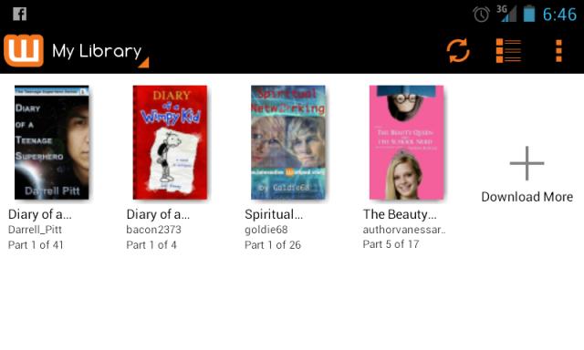 sharing books on kindle app