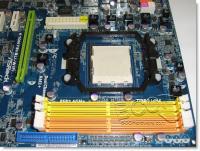 RAM and CPU Layout