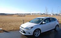 2012 Ford Focus Titanium Evaluation