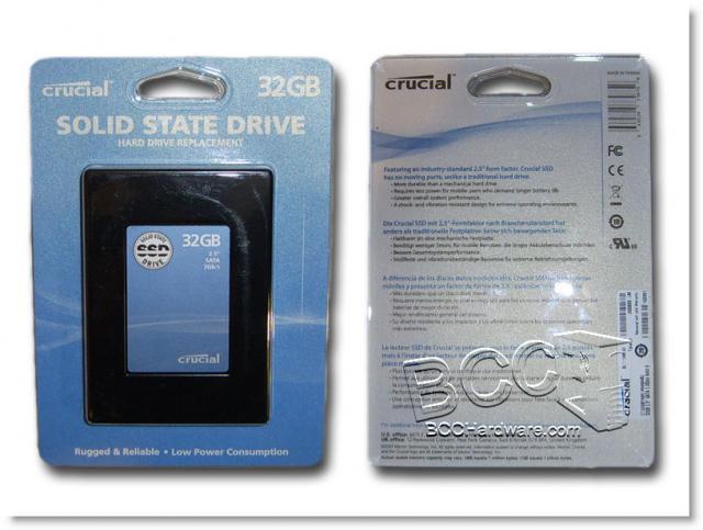 SSD Package