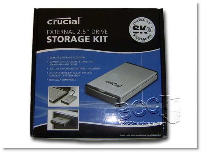 External Storage Kit