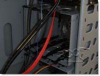 Inside HDD Rack