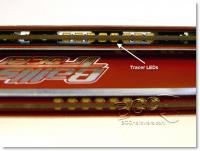 Heat Spreader & LEDs