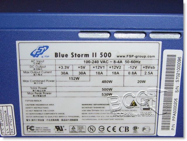 PSU Label