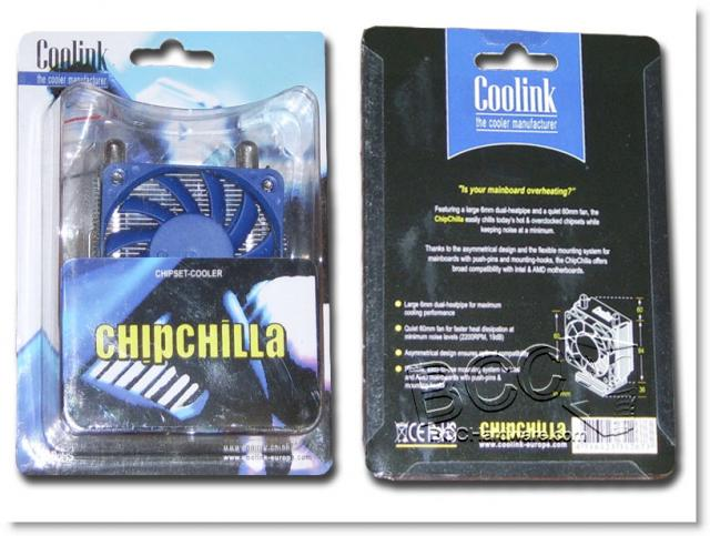 Coolink ChipChilla Package