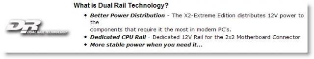 Dual Rail