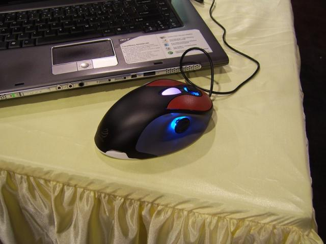 Sandio O2 Mouse