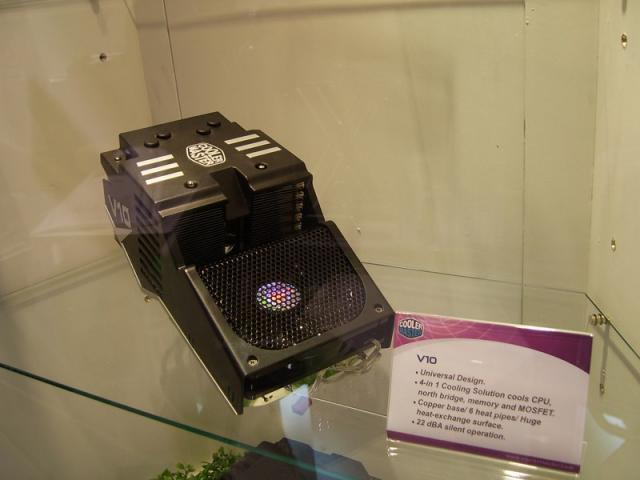 V10 Cooler