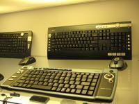 Wireless Media Keyboards