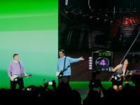 Bill Gates Guitar Battle