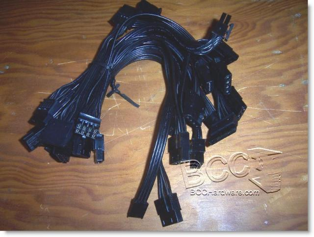 Power Cables - Bundle