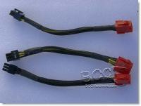 8pin to 6pin PCIe