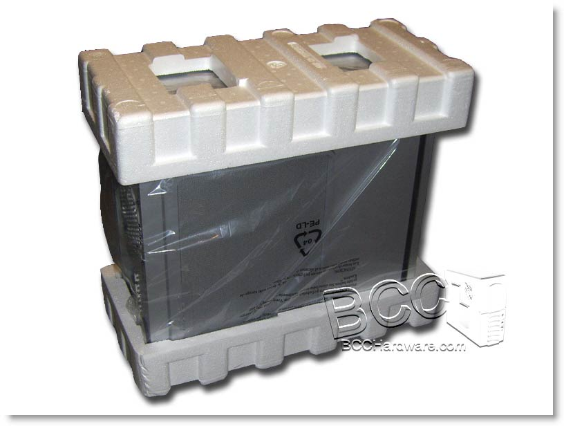 Case Packaged
