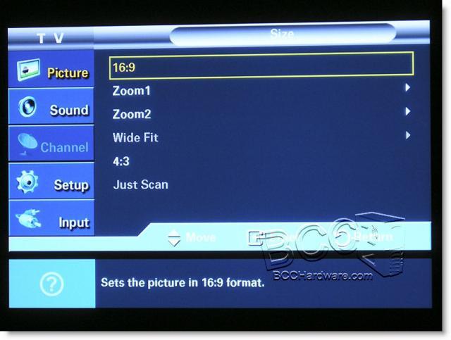 Screen Modes