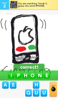 Draw iPhone