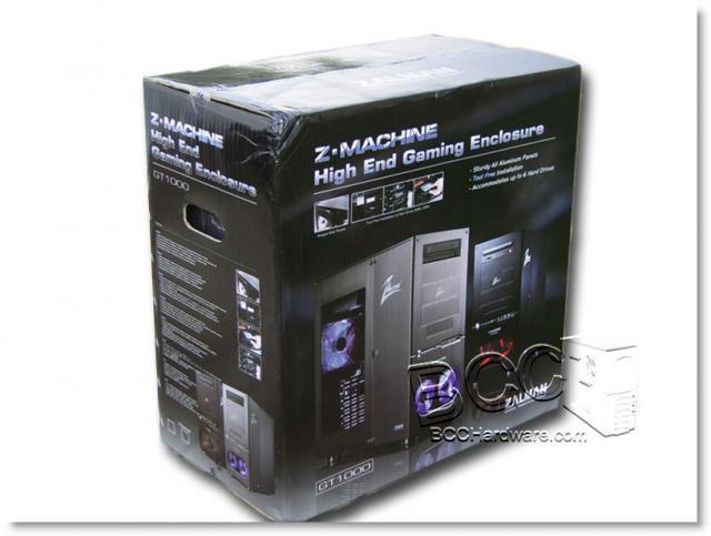 GT1000 Box