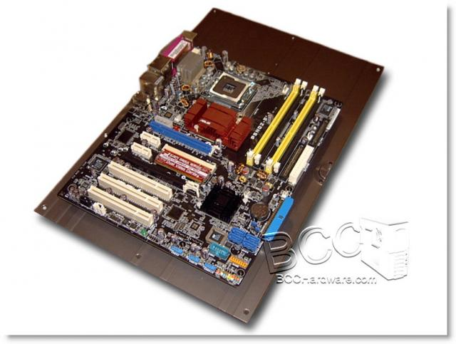 Mobo On Tray