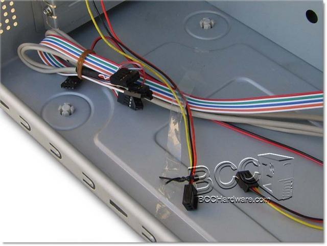I/O & Fan Cables