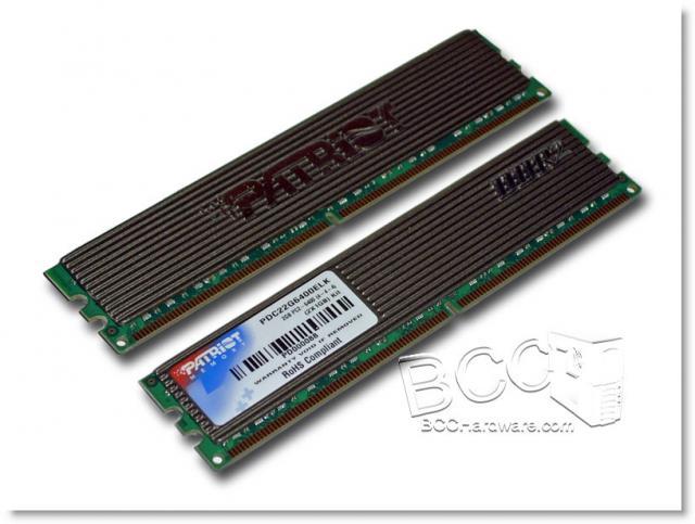 2GB Patriot Kit