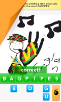 Draw Bagpipes