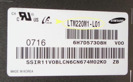 large model sticker