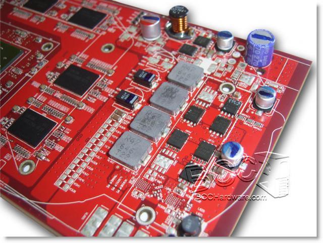 RV630XT - Voltage Regulators