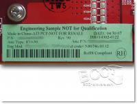 RV630XT - Engineering Sample
