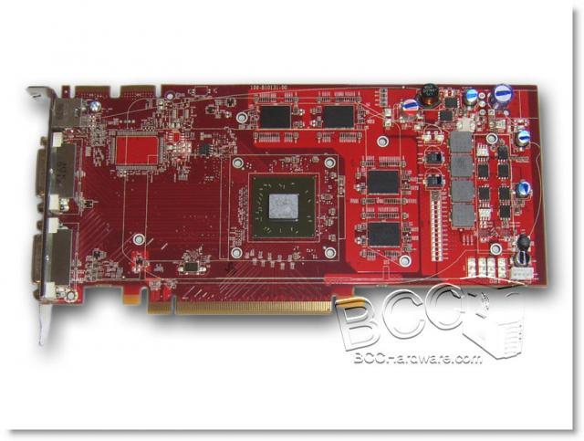 RV630XT - Bare Board